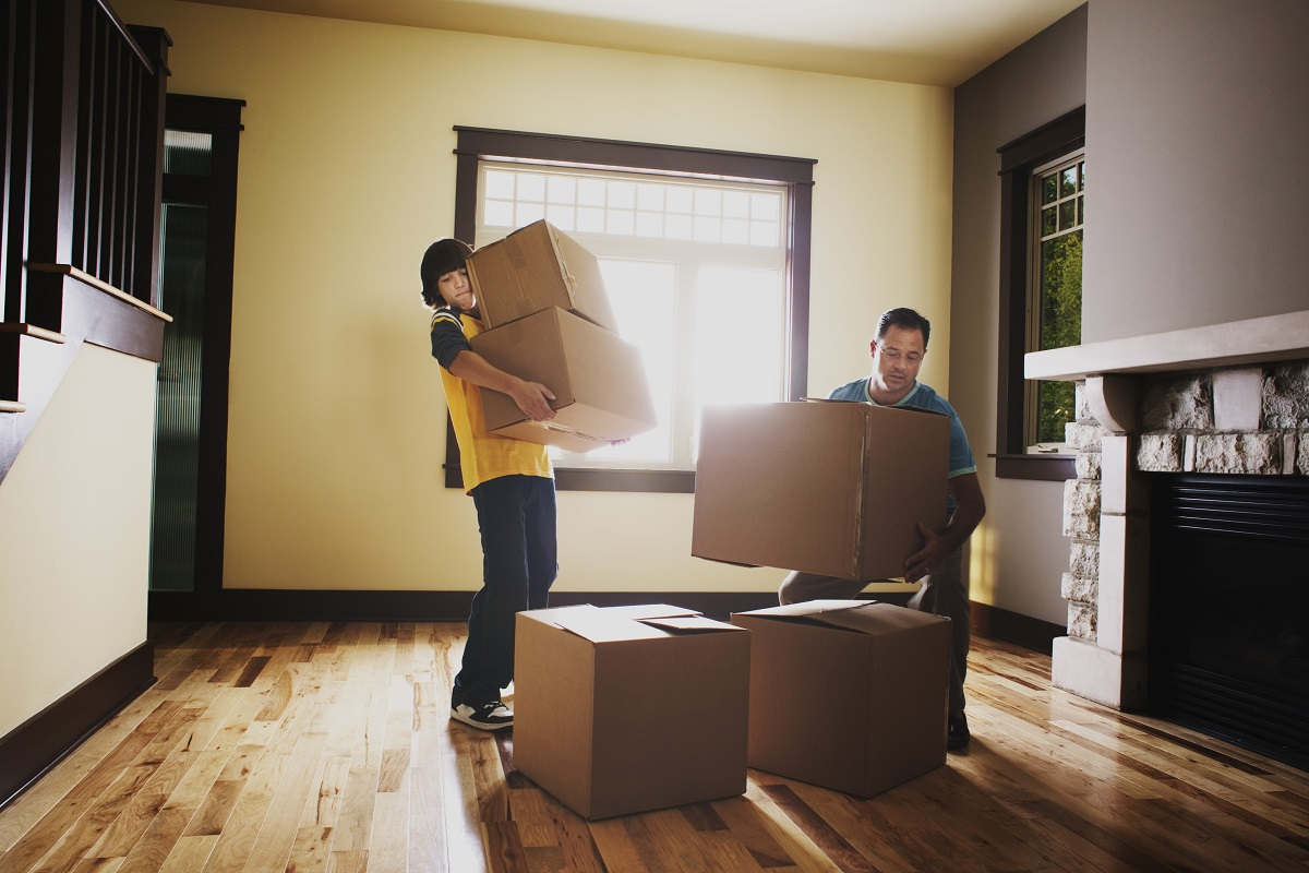 Home Shifting